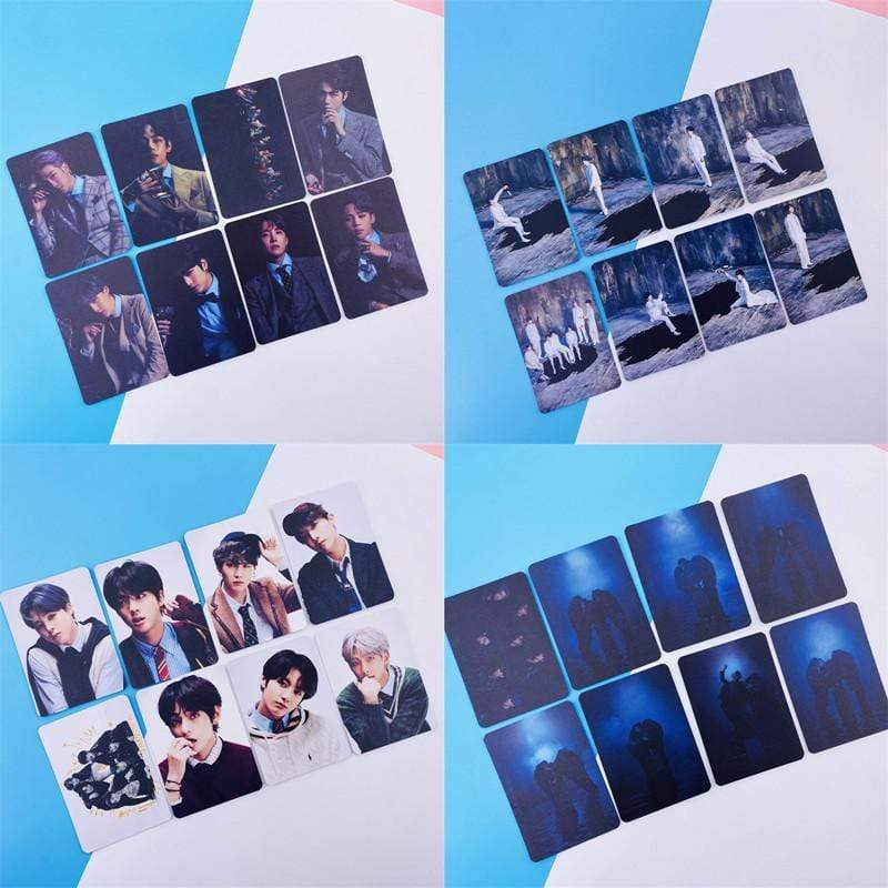 Bangtan7 Map Of The Soul 7 Collection Photo Card