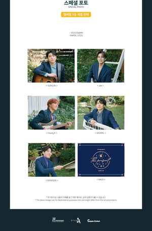 Day6 Official Special Photo
