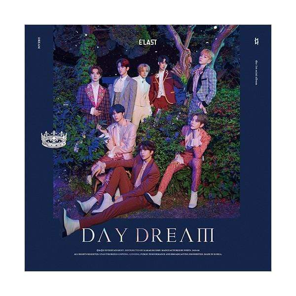 E'LAST - Mini Album Vol.1 [Day Dream]