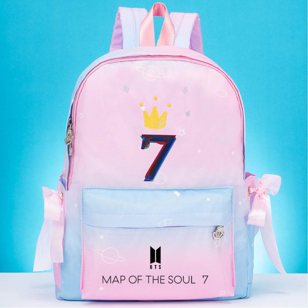 Bangtan7 Map Of The Soul 7 Gradient Backpack