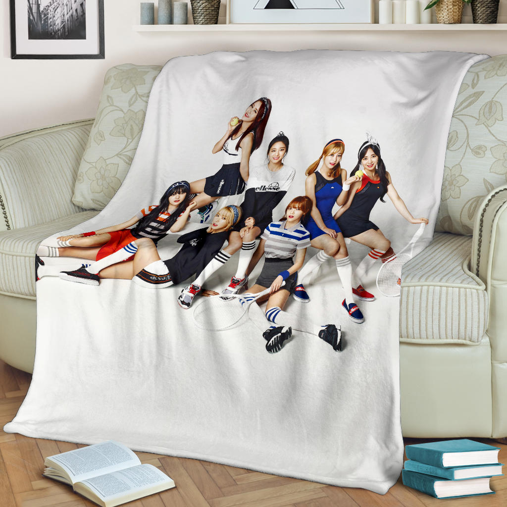 AOA Premium Blanket Version 1