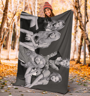 Red Velvet Blanket Version 1