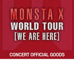 Monsta X Official Grip Tok ('We Are Here' MD)