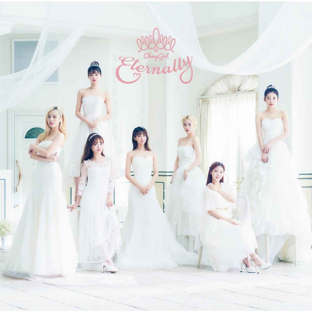 OH MY GIRL - Japan Album Vol.3 [Eternally] Official
