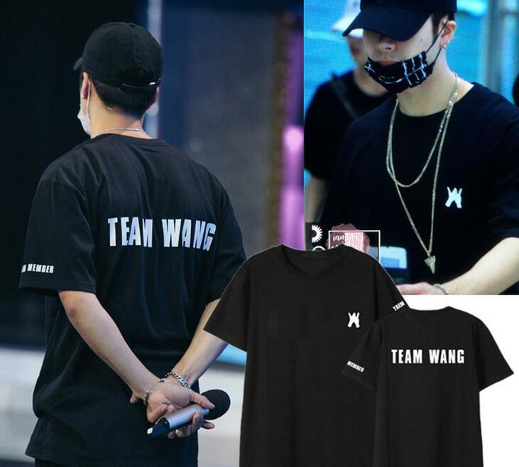 Got7 Jackson Team Wang Shirt