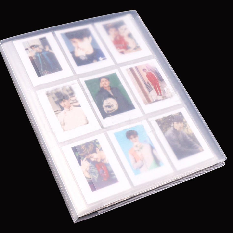 Card Holder Album - 216 pockets 432 Cards Capacity