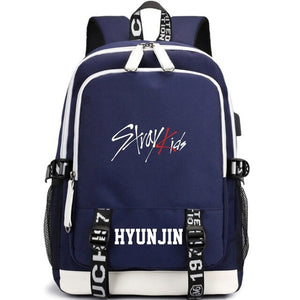 Stray Kids Multi-Function Backpack