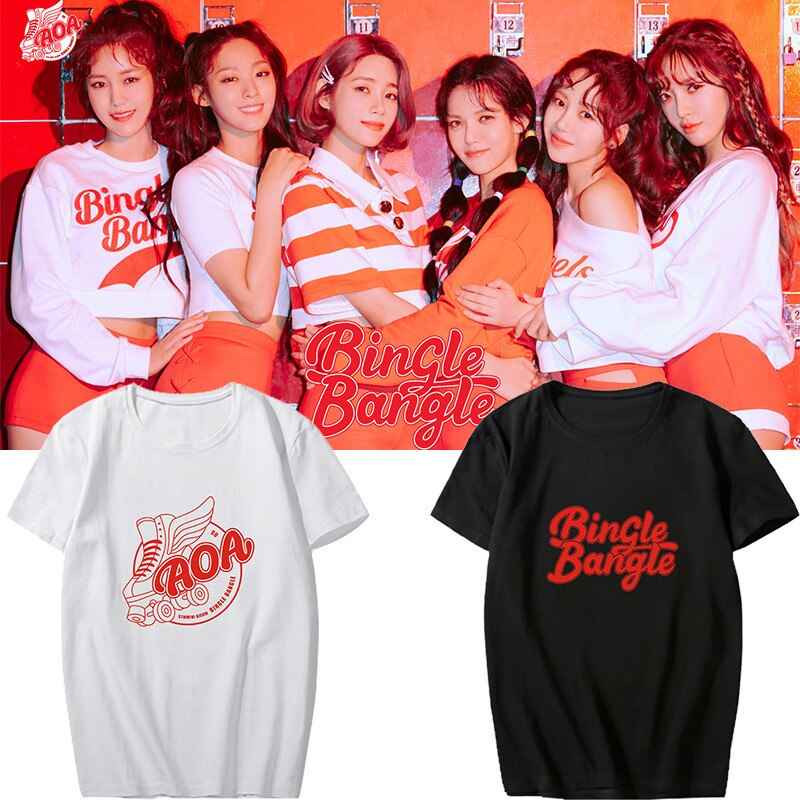 AOA Bingle Bangle T-Shirt
