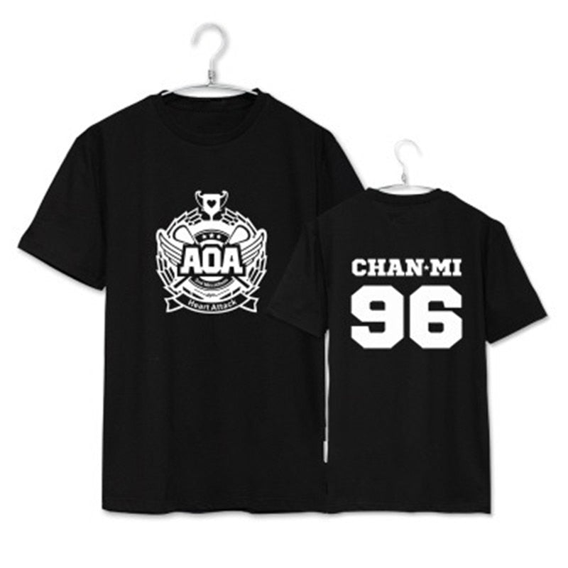 AOA Member's Name T-Shirt