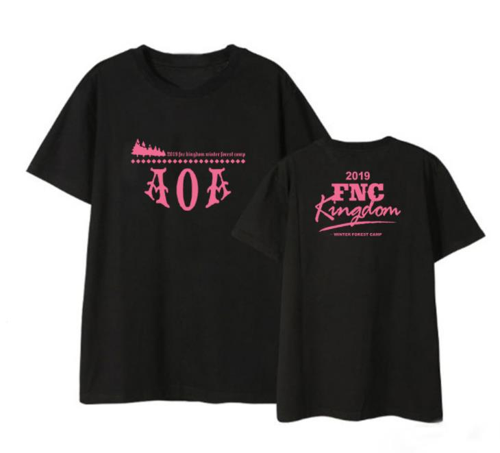 AOA FNC Kingdom T-Shirt