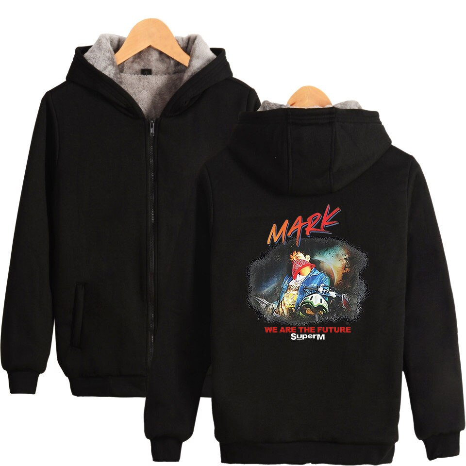 SuperM Zipper Hoodies