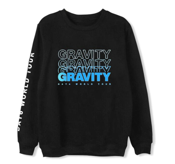Day6 Gravity Unisex Pullover Loose Sweatshirt