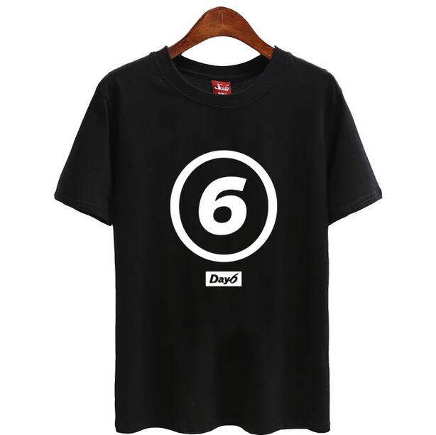 Day6 Logo Short Sleeve Unisex T-shirt