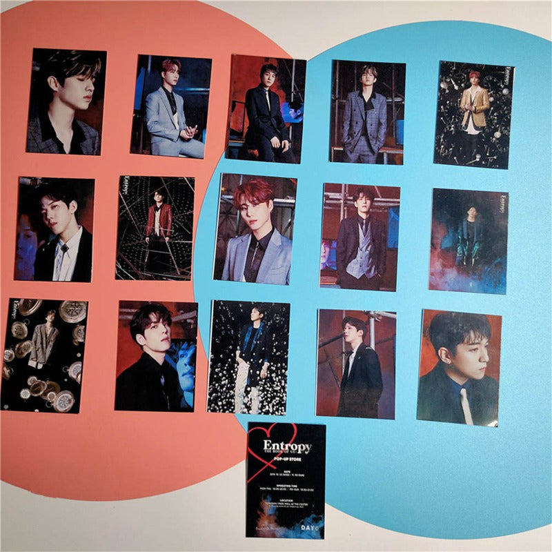 Day6 The Book Of Us Photo Cards