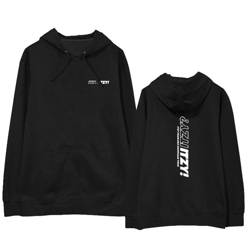 ITZY SHOWCASE TOUR Album Hoodie