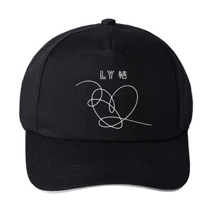 Bangtan Boys Love Yourself Baseball Cap