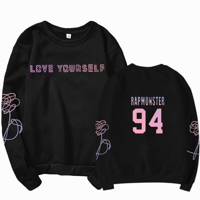Bangtan Boys Love Yourself Hoodie And Sweatshirt