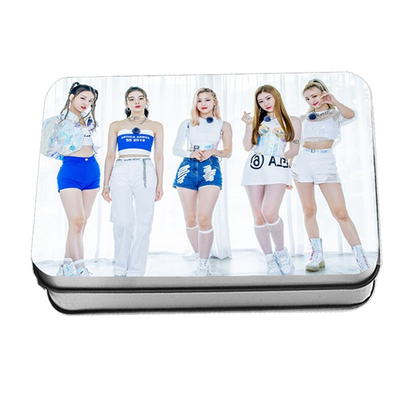 ITZY Photocard Set (40 pcs per Set)