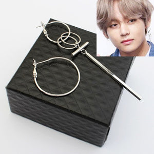 Bangtan7 - V Earrings