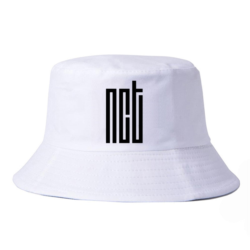 NCT Logo Bucket Hat