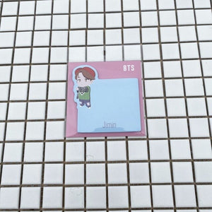 Bangtan Boys Post-it Notes