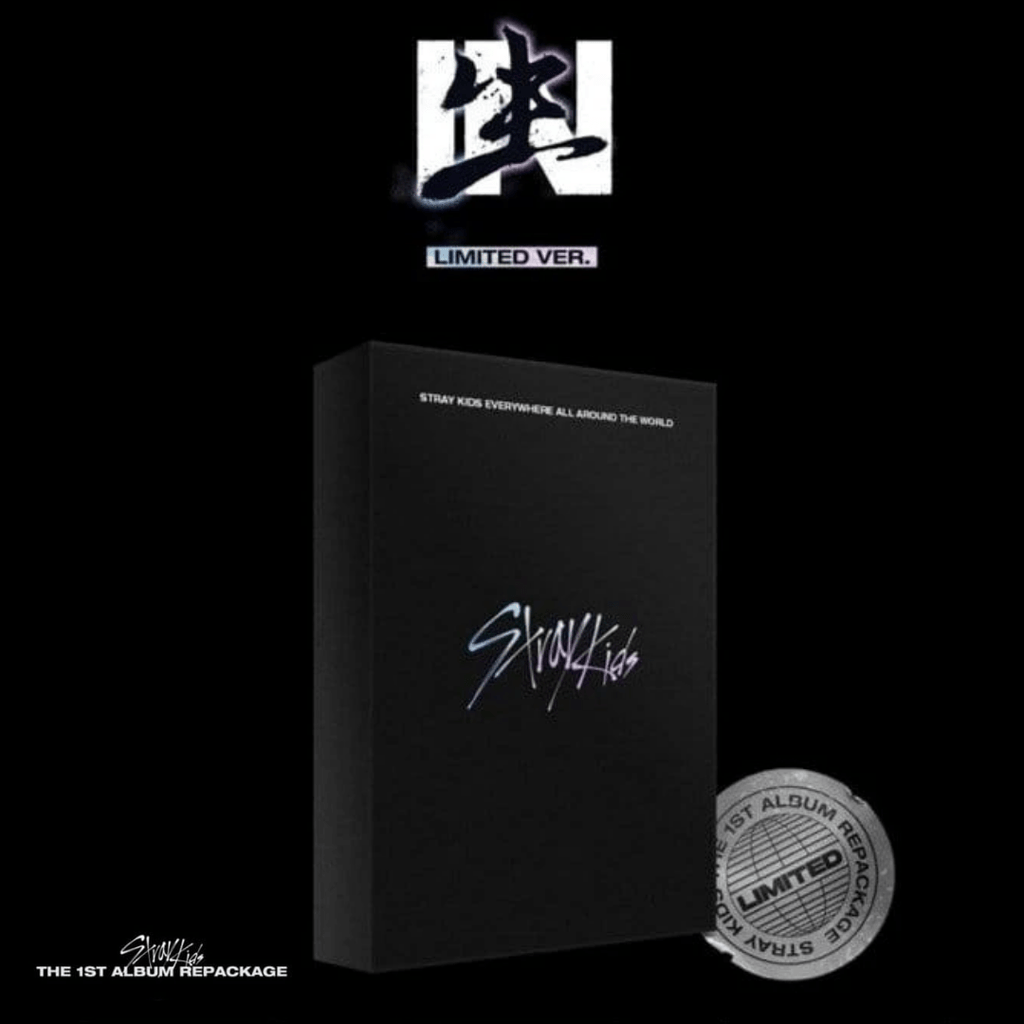 [PRE-ORDER] Stray Kids - IN生 Limited Version - Official