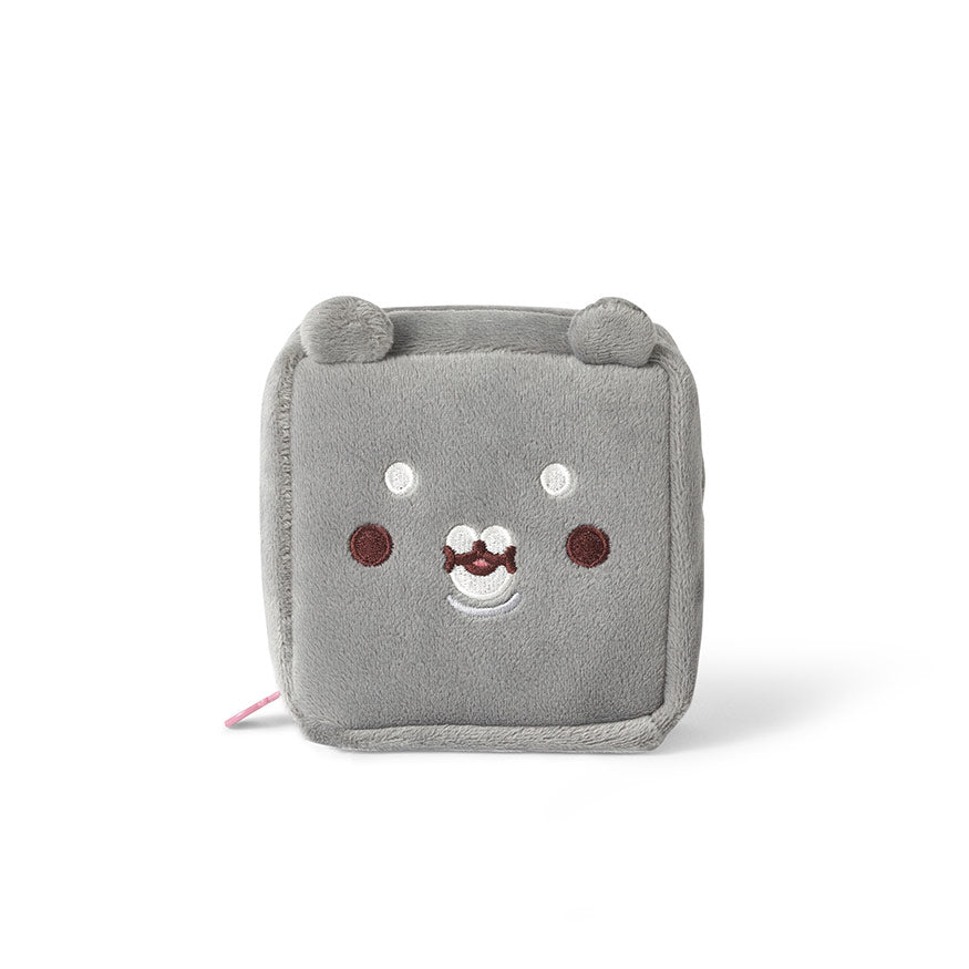 Monsta X With Twotuckgom Official Square Pouch