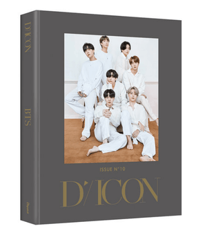 [PRE-ORDER] DICON Bangtan7 VOL.10 Bangtan7 Goes On Official Korean Ver.