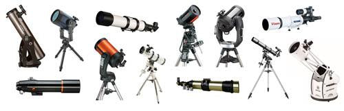 Which Telescope is Best for Me?