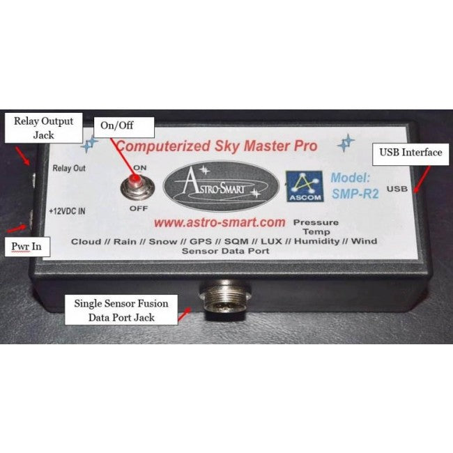Astro-Smart Sky Master Pro Computerized Astronomical Weather Station