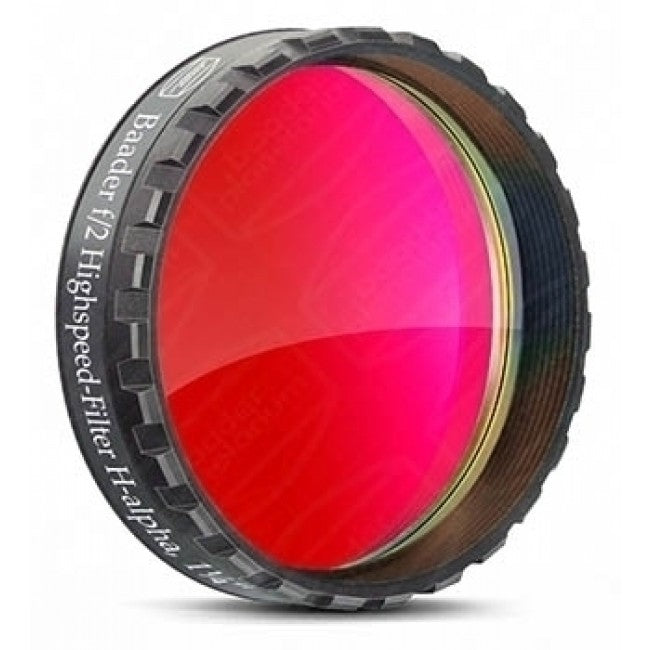 Baader f/2 Highspeed-Filter H-Alpha - 1.25""
