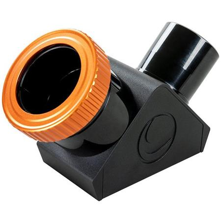 "Celestron Dielectric Star Diagonal, 1.25"" with Twist-Lock"
