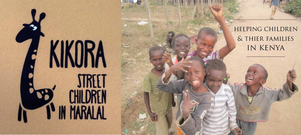 Verry Kerry Presents: Kikora Street Children Project