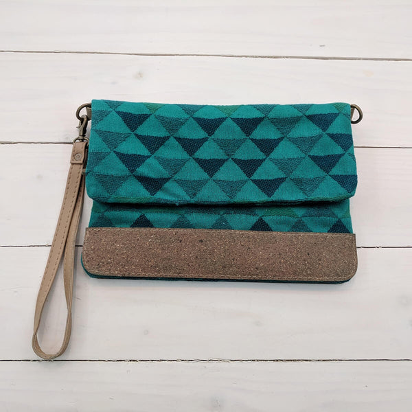 Tipis Vegan Clutch Bag/Purse