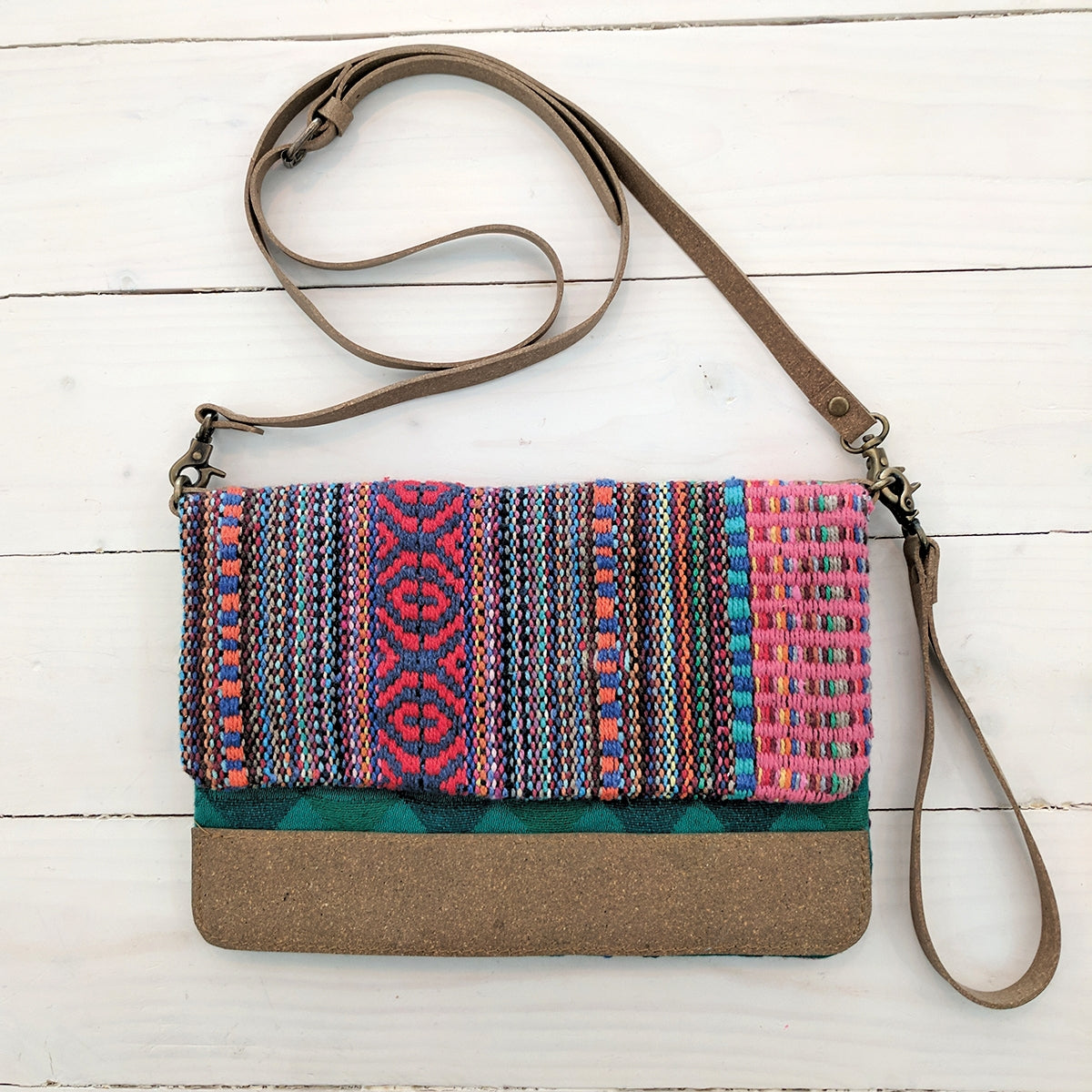 Glastonmerry Vegan Clutch Bag/Purse
