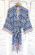 Pacific Islands Mid-length Kimono