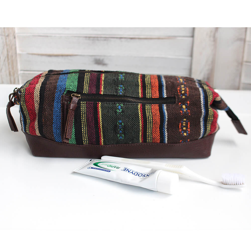 Peru Toiletry Bag