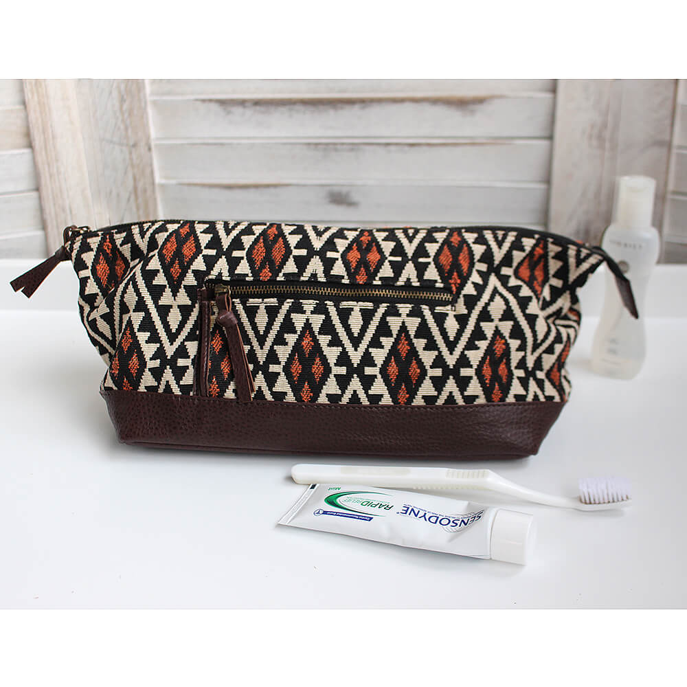 Funky Town Toiletry Bag