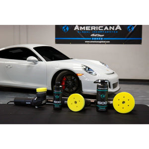 Americana Global Yellow Foam Pad