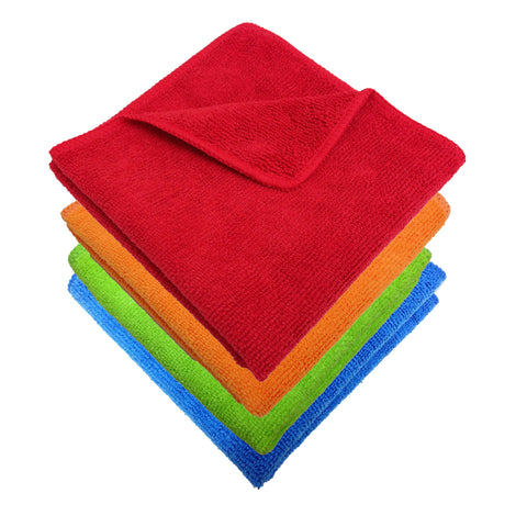 Microfiber towels and Mitts