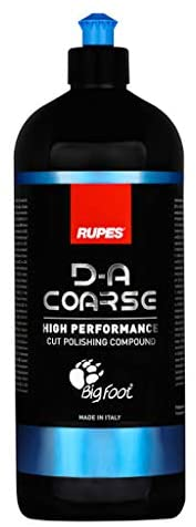 Load image into Gallery viewer, RUPES D-A Coarse High Performance Cut - Polishing Compound 1000 ML