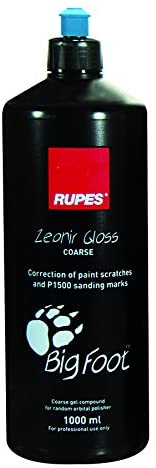 Keramik Gloss Rupes Fine Gel Polish 250 ml