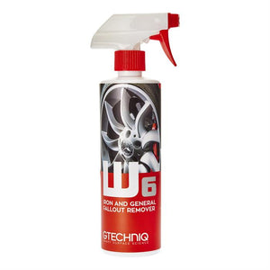 Gtechniq W6 Iron and General Fallout Remover