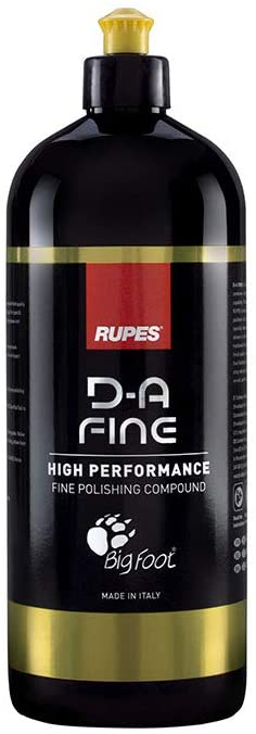 Load image into Gallery viewer, New RUPES New D-A Fine Polish - HIGH Performance FINE POLISHING Compound - 1 Liter