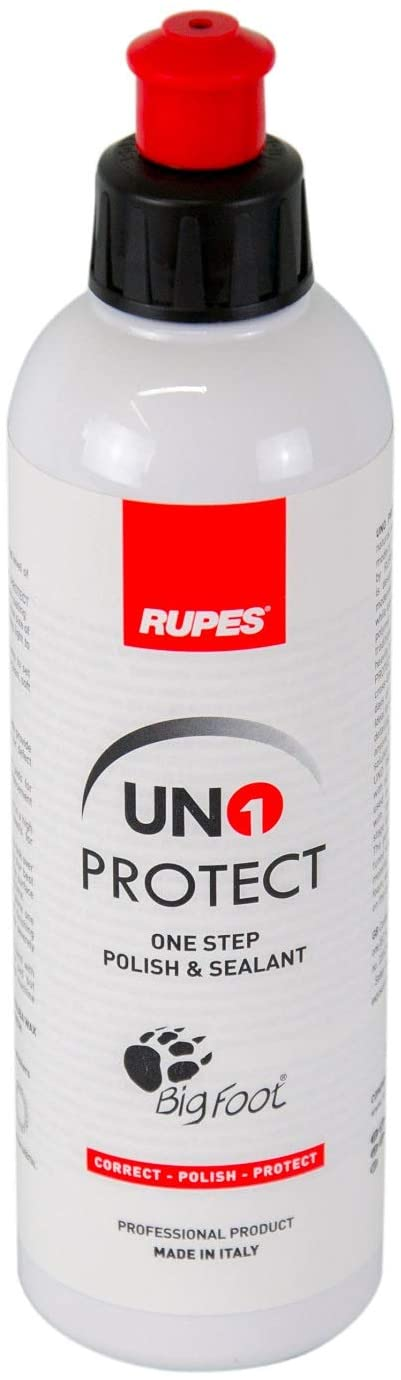 RUPES UNO Protect All-in-ONE Polish & PROTECTANT - 250ML