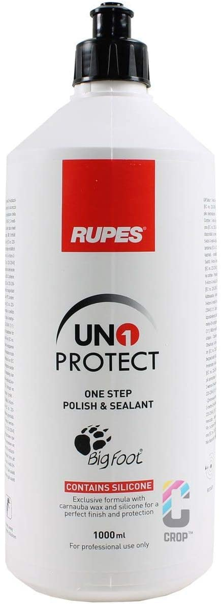 Load image into Gallery viewer, RUPES UNO Protect 1 Liter - All in One Compound Polish and Paint Sealant