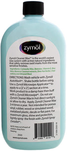 Zymol Z503 Cleaner Wax Original Formula, 20 Ounce
