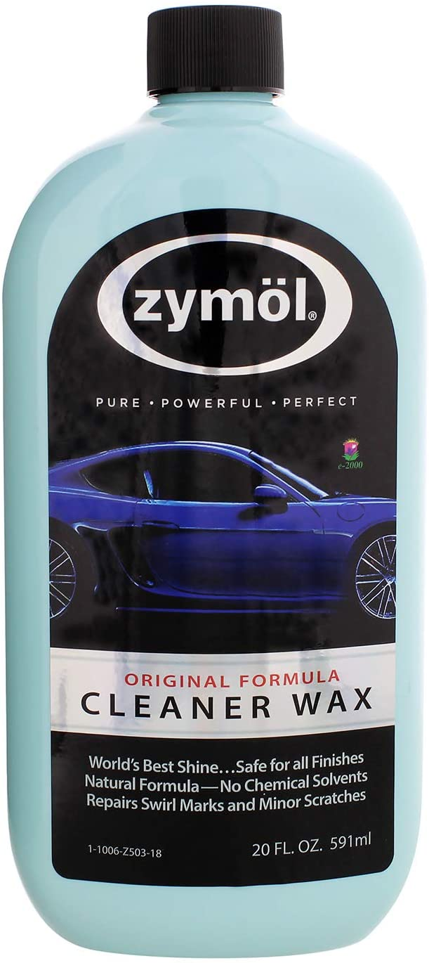Load image into Gallery viewer, Zymol Z503 Cleaner Wax Original Formula, 20 Ounce