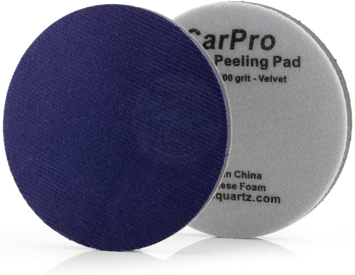 Load image into Gallery viewer, Velvet Orange Peel Removal Pad – 5.25 Inches 2 Pack