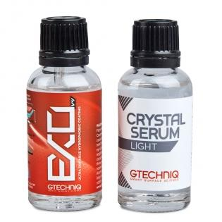 Gtechniq EXO and Crystal Serum Light
